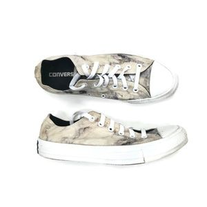 Converse Unisex Marble All Stars Sneakers Low Top